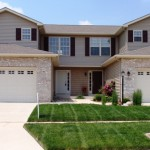 Ponds of Windsor Champaign IL Homes