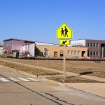 Carrie Busey Elementary School Under Construction